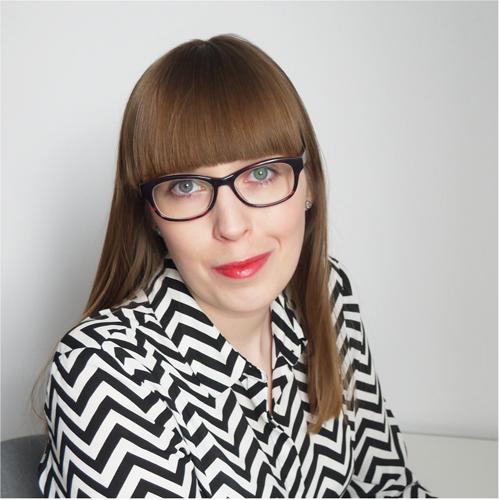 Joanna Niedziela - psycholog, seksuolog