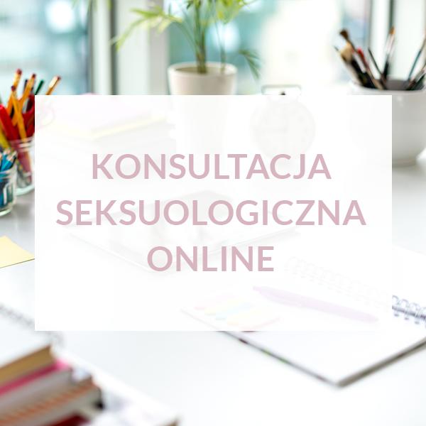 Konsultacja seksuologiczna online